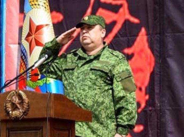 Глава ЛНР Плотницкий назвал условие возвращения республики в состав Украины