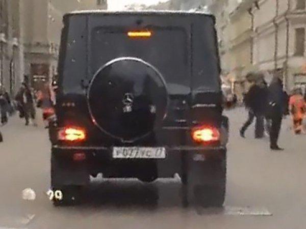 """Gelandewagen """"мажора"""" Шамсуарова конфискован в пользу государства (ВИДЕО)"""