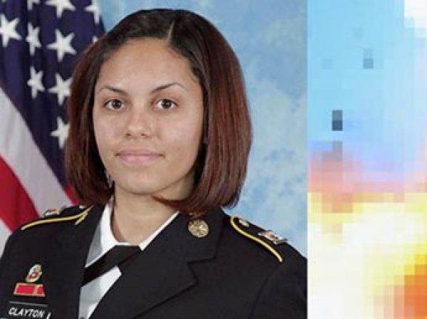 Военная журналистка сделала ФОТО взрыва в Афганистане за секунды до своей смерти