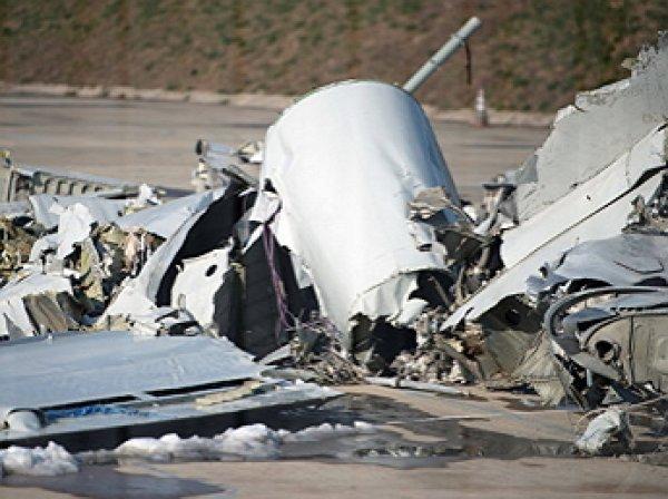 Минобороны опубликовало итоги расследования катастрофы Ту-154