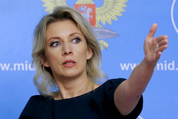«Вы еще с Гоголем не разобрались»: Захарова прокомментировала слова Климкина о Пушкине