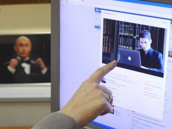 """СМИ опубликовали скандальное письмо Дурова Суркову о контроле ФСБ """"ВКонтакте"""""""