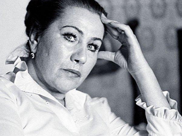 В Москве умерла кинодраматург Галина Шергова
