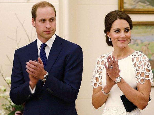 Принц Уильям требует с таблоидов 1,5 млн евро за публикацию ФОТО Кейт Миддлтон топлес