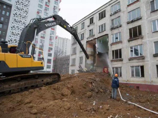 Список домов под снос в Москве до 2020 года содержит 4566 строений