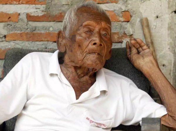 """В Индонезии умер """"дедушка Гото"""", утверждавший, что ему 146 лет"""