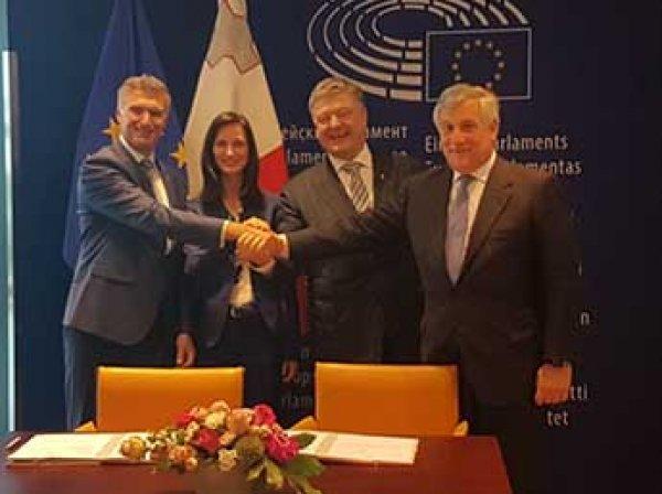 Евросоюз окончательно отменил визовый режим с Украиной