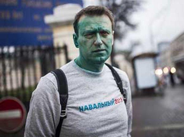 Навальному после угрозы потери зрения дали загранпаспорт