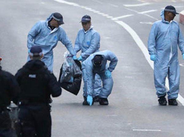 ИГИЛ взяло на себя ответственность за теракты в Лондоне с семью погибшими