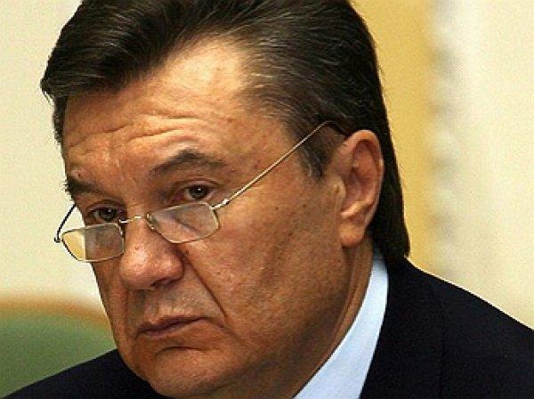 Янукович пообещал отдать Донбассу «мифические миллиарды»