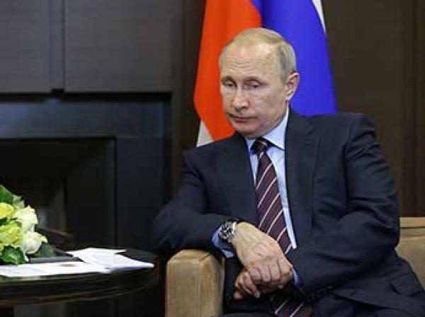 Путин: американская система ПВО не защищает США