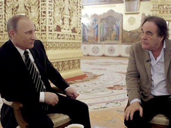 Фильм про Путина 2017 Оливера Стоуна смотреть онлайн можно в эфире Первого канала (ВИДЕО)