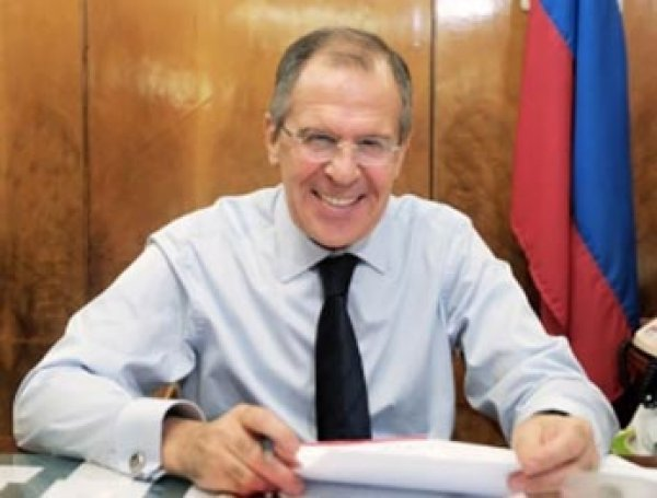Лавров ответил на обвинения Запада и США анекдотом про Чапаева
