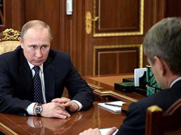 """""""Энергичная женщина"""": Путин прокомментировал слова Клинтон, сравнившей его с Гитлером"""