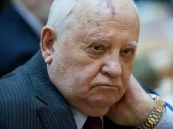 Горбачев не согласился с критикой Путина по поводу НАТО