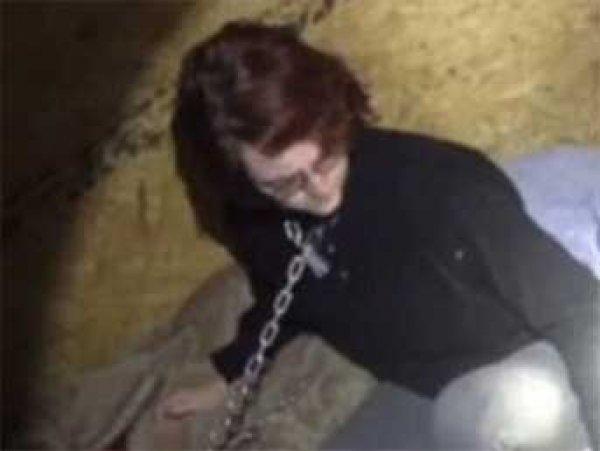 В США освободили секс-рабыню, которую маньяк два месяца держал на цепи (ВИДЕО)