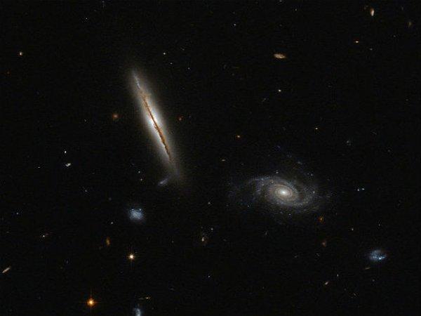 Ученые зафиксировали искривление пространства-времени