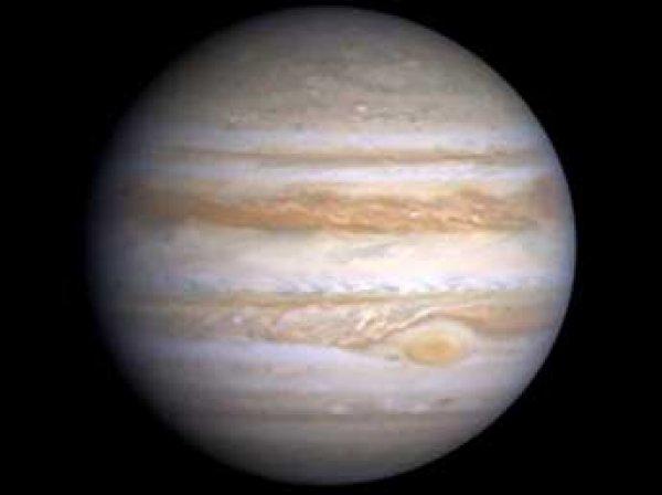 Google нашел на поверхности Юпитера «нечто ужасное» (ФОТО)