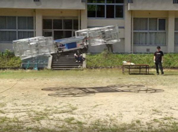 YouTube ВИДЕО: неудачное испытание «летающего автомобиля» попало на видео