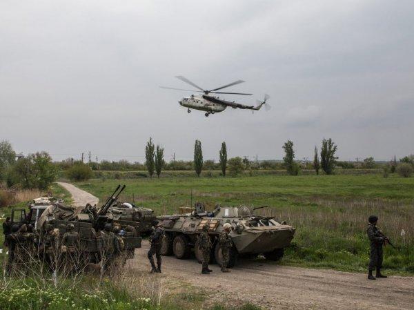 СМИ: под Луганском взят в плен российский разведчик