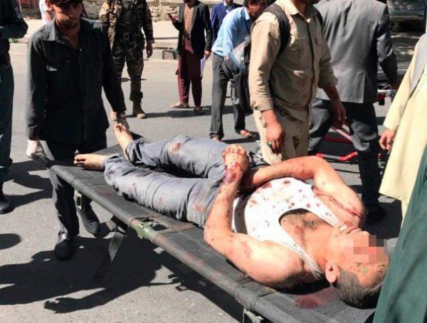 Жертвами тройного теракта на кладбище в Кабуле стали 20 человек