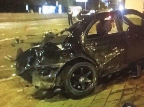 В Москве полицейский на иномарке насмерть сбил пешехода (ФОТО)