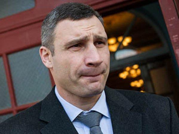 СМИ сообщили об уголовном деле против Кличко из-за особняков в Германии и Америке