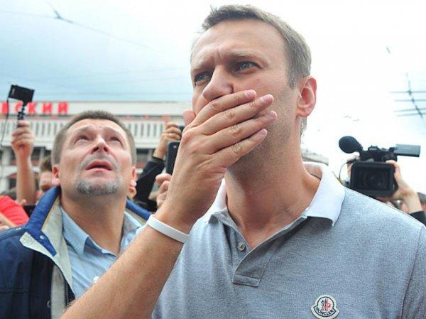 Глава ЦИК исключила возможность регистрации Навального на выборах президента