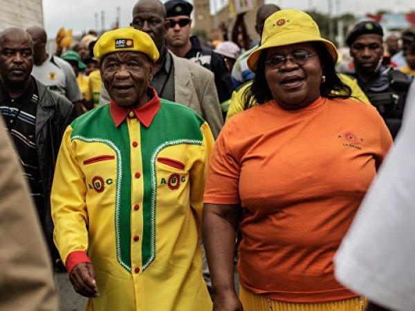Супругу премьера Лесото убили сразу после инаугурации мужа