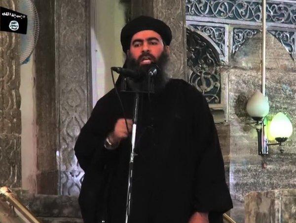 СМИ: главарь ИГИЛ аль Багдади ликвидирован в Ракке
