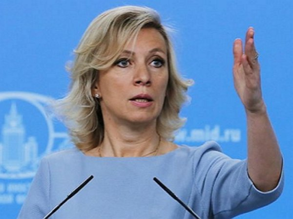 Захарова: Москва готовит ответные меры на высылку российских дипломатов из США