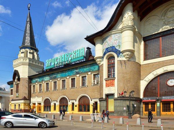 Москвич заявил в полицию о краже 10 миллиардов на Ярославском вокзале