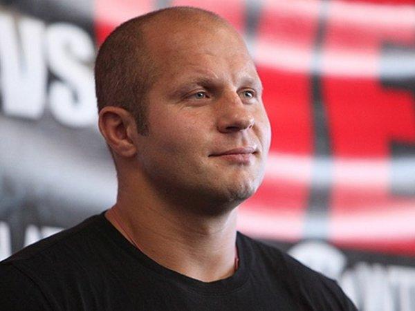 Федора Емельяненко обвинили в употреблении допинга