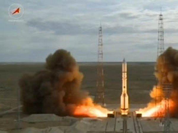После годового перерыва с Байконура успешно запустили «Протон-М» (ВИДЕО)