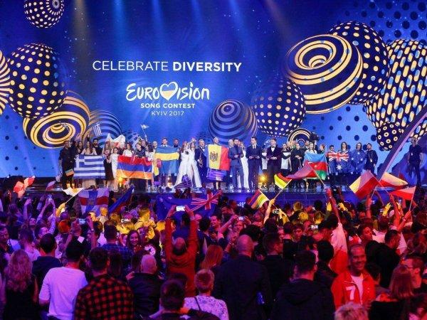 """Организаторы """"Евровидения"""" сделали замечание """"Первому каналу"""""""