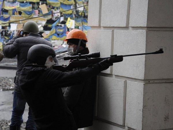 Активист Майдана: по людям стреляли противники Януковича
