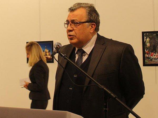 В Турции установили предполагаемых заказчиков убийства посла Карлова