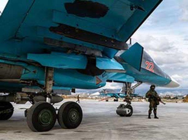 В Минобороны РФ пригрозили сбивать самолеты США в небе Сирии