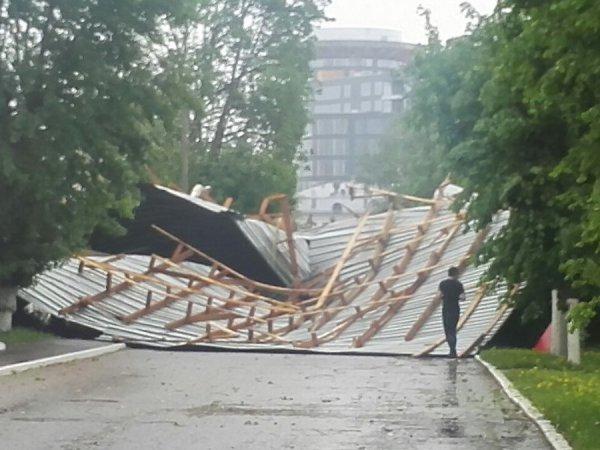 Штормовое предупреждение в Москве 1 июня 2017: синоптики предупредили об ухудшении погоды