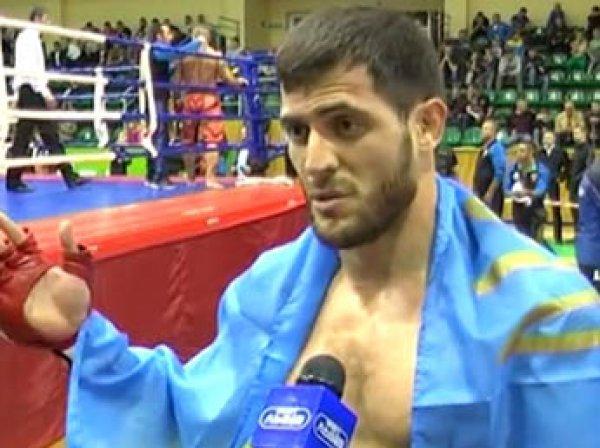 Под Брянском задержан чемпион ММА, которому полиция Чечни объявила кровную месть