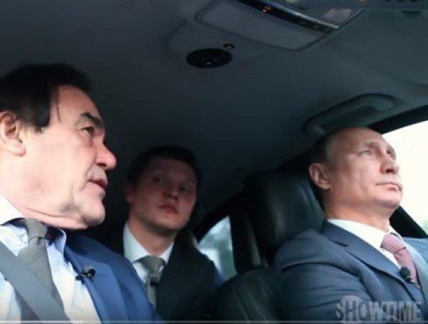 """""""Я мастер дзюдо и самбо"""": Путин рассказал, как бы повел себя в одном душе с геем"""