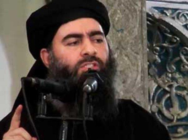 Минобороны: глава ИГИЛ мог быть ликвидирован в Сирии при авиаударе России