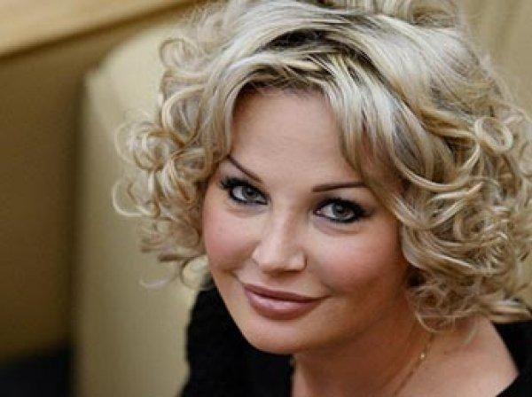 Вдова Вороненкова Максакова назвала заказчиков убийства своего мужа