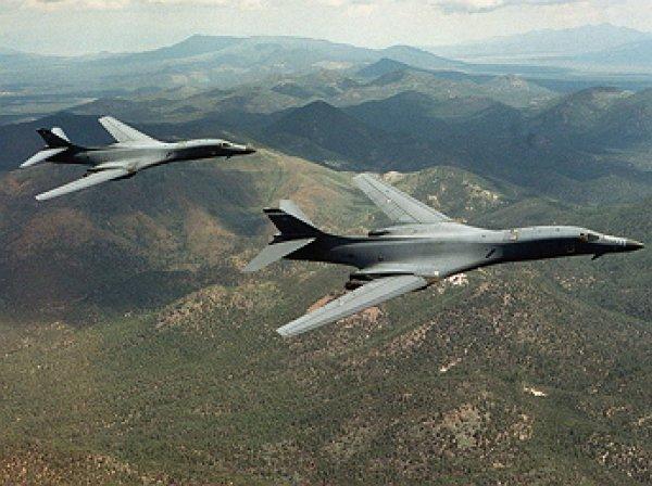Коалиция США нанесла авиаудар по сирийским силам