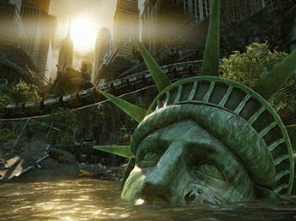 Экологи смоделировали на ВИДЕО затопление Нью-Йорка