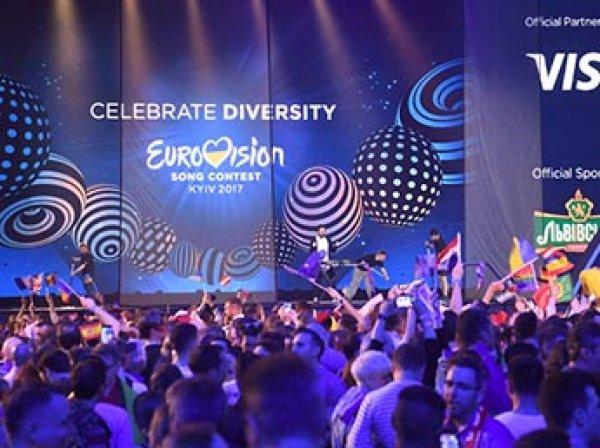 """EBU оштрафовал Украину за недопуск Самойловой на """"Евровидение"""""""