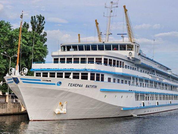 Украинский круизный лайнер отправился в Ростов-на-Дону вместо Одессы