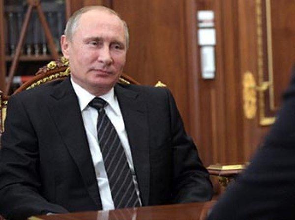 Путин продлил контрсанкции против ЕС до конца 2018 года