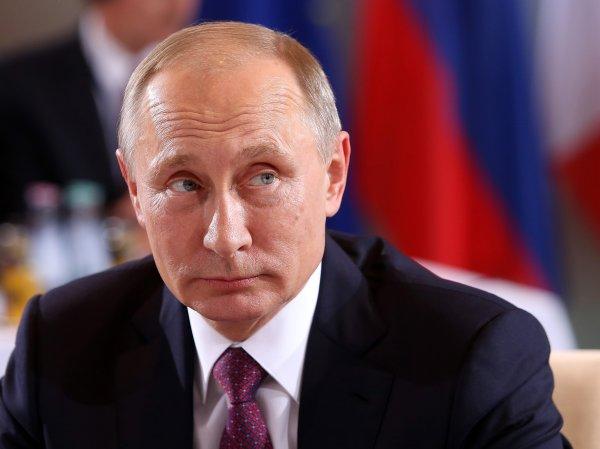 """""""Закончилось не начавшись"""": Путин заявил о конце сотрудничества с Францией по Сирии"""