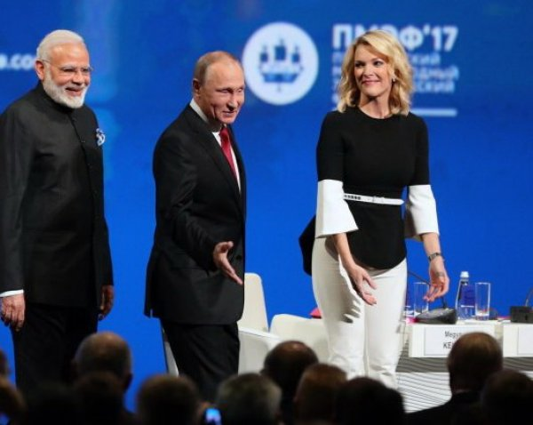 """""""Это как будто два разных человека"""": ведущая NBC поделилась впечатлениями от интервью с Путиным"""